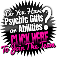 Join Our UK Psychic Team