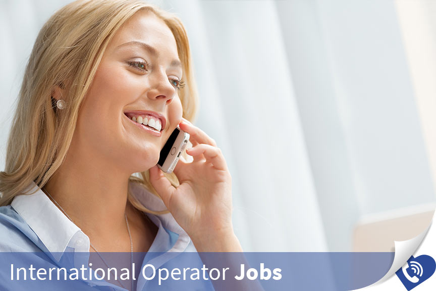 Livelines UK Jobs - International Operator Jobs