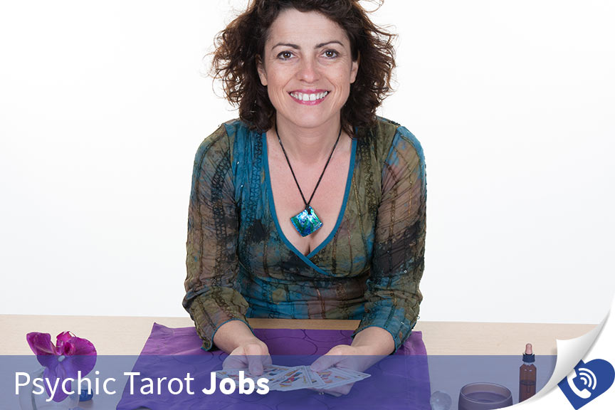 Livelines UK Jobs - Psychic Tarot Jobs