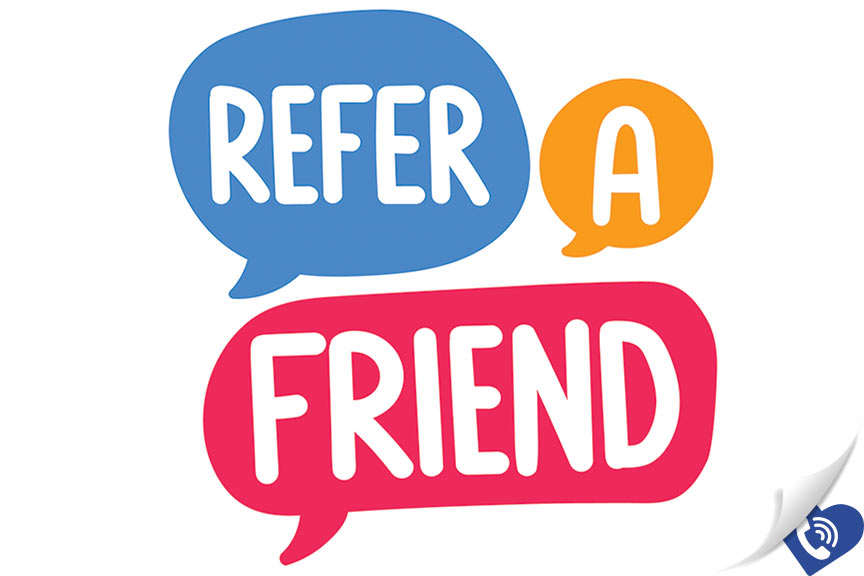 Chat referral fee