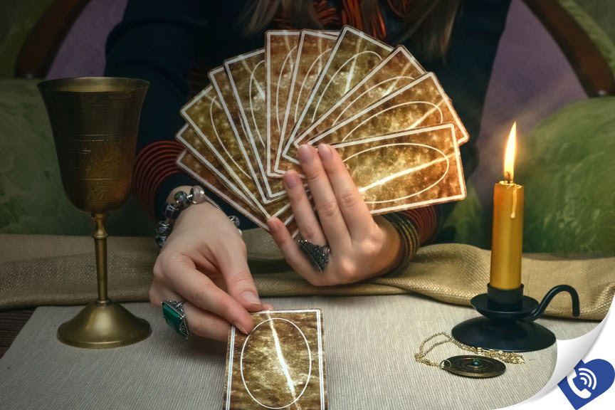 How I read the Tarot Cards